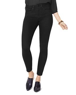 NYDJ - Ami Skinny Jeans in Black