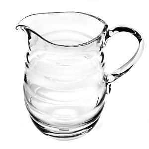 Portmeirion Sophie Conran Glass Pitcher