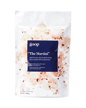 "goop - ""The Martini"" Emotional Detox Bath Soak"