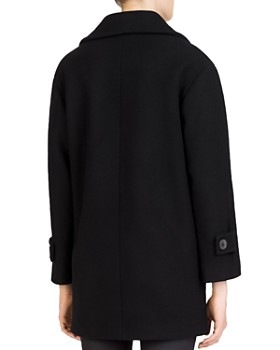 Gerard Darel - Marvin Zip-Pocket Peacoat