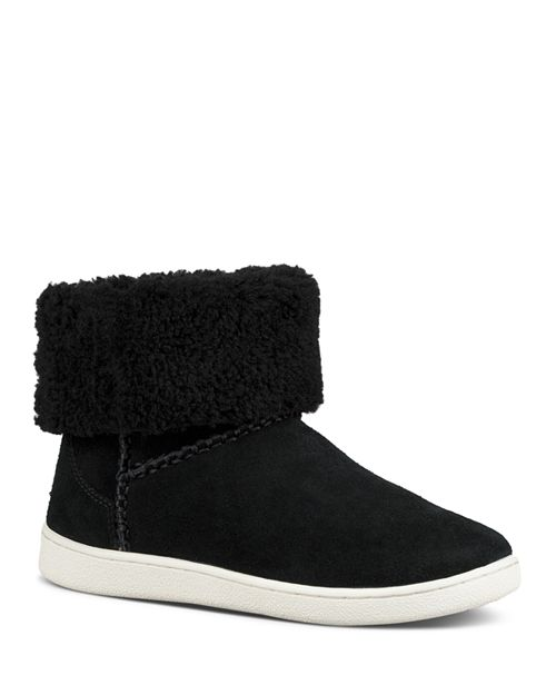 a6cc45d1c0 Ugg Women S Mika Clic Suede Slip On Sneakers Bloomingdale