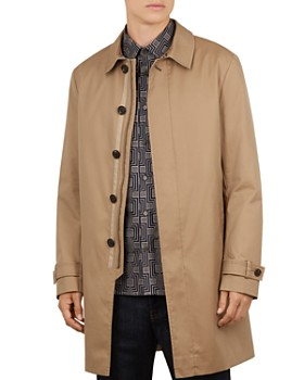 c8d97f7bc TRIPLE POINTS FOR LOYALLISTS IN MEN S. Ted Baker - Splash Trench Coat ...