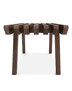 Huppé - Frida Walnut Bench