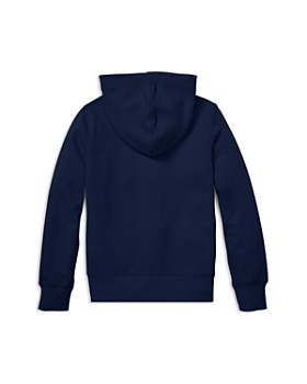 Ralph Lauren - Girls' French Terry Zip-Up Hoodie - Little Kid