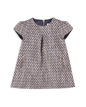Tartine et Chocolat - Girls' Tweed Dress - Baby