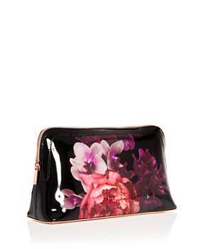 Ted Baker - Leila Splendour Floral Cosmetics Bag