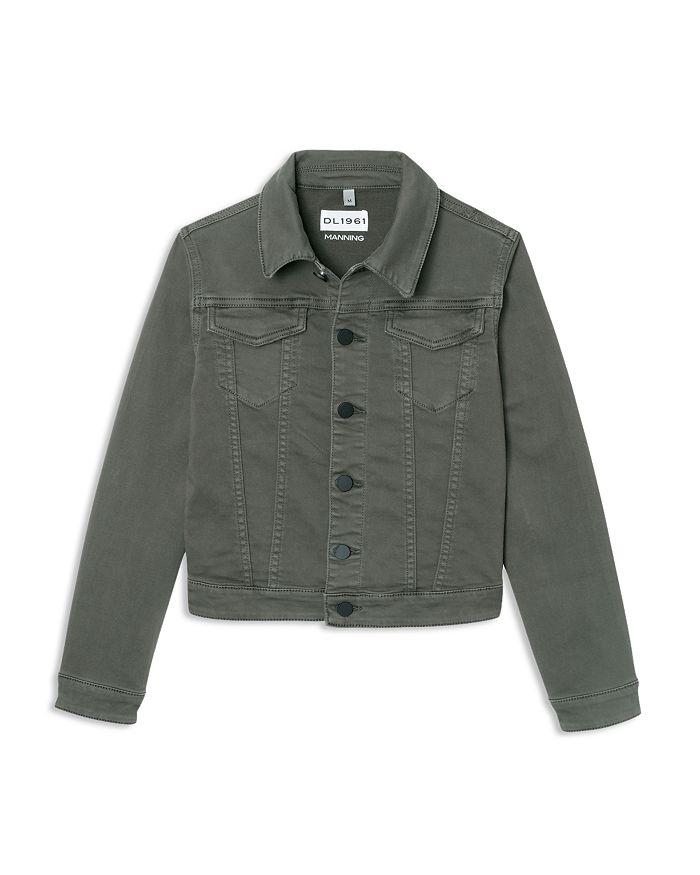 DL1961 - Boys' Knit Utility Jacket - Big Kid