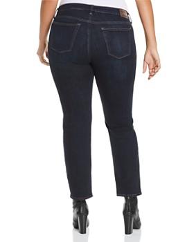 Lucky Brand Plus - Lolita Straight-Leg Jeans in Lyndhurst-P