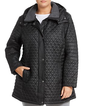 Marc New York Plus - Alexa Quilted Coat