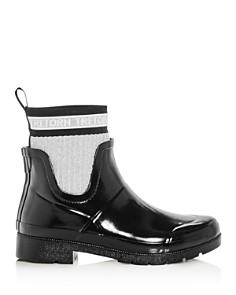 Tretorn - Women's Lia Low-Heel Rain Booties