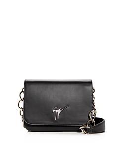 Giuseppe Zanotti - Birel Leather Shoulder Bag