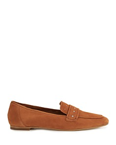 REISS - Women's Elba Suede Loafers