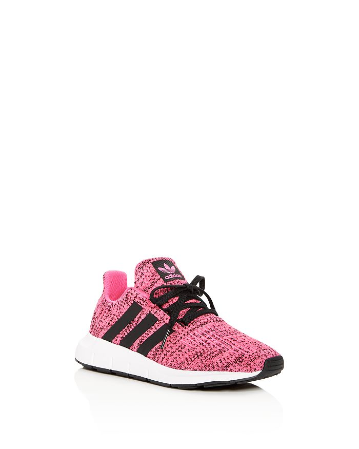 628b8f6a95a63 Adidas - Unisex Swift Run Knit Lace-Up Sneakers - Toddler