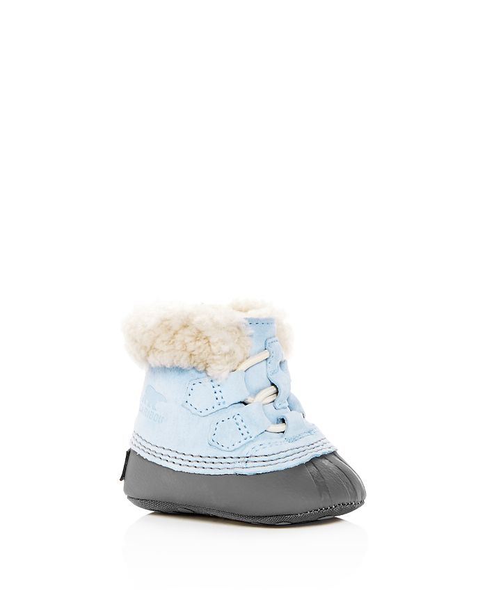 Sorel - Girls' Caribootie Suede Booties - Baby