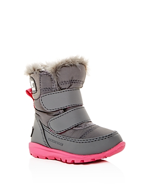 Sorel Girls' Whitney Cold Weather Boots - Baby, Walker