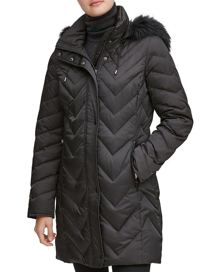 a7283f3dd04 Roxbury Matte Satin Puffer Coat
