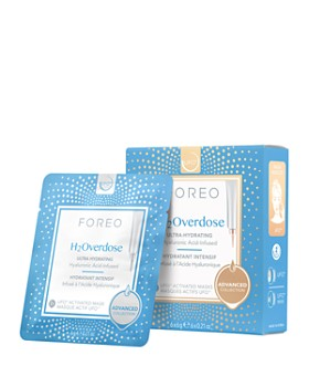 FOREO - H2Overdose Ultra Hydrating UFO Activated Masks, Set of 6