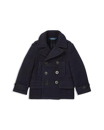 defd77e5a0e0 Ralph Lauren Boys  Peacoat Jacket - Little Kid
