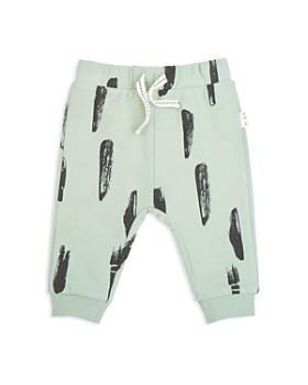 Miles Baby - Boys' Paint Stroke Jogger Pants - Baby