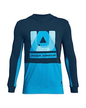 Under Armour - Boys' Sportstyle Hooded Shirt - Big Kid