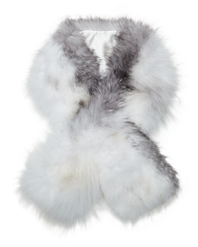 Maximilian Furs - Fox Fur Pull-Through Scarf - 100% Exclusive