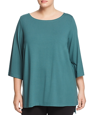 Eileen Fisher Plus High/Low Top