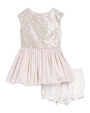 Pippa  Julie Girls Sequin Tutu Dress  Bloomers Set  Baby