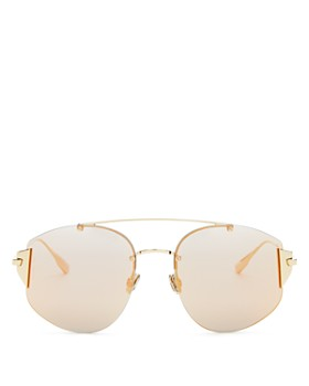 Dior - Women s Stronger Mirrored Brow Bar Rimless Square Sunglasses, ... be684dd22a64