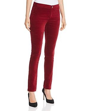 Nic+Zoe Velvet Skinny Pants