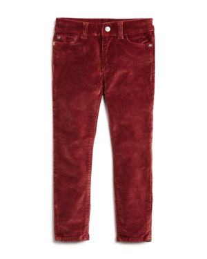 DL1961 Girls' Chloe Velvet Skinny Jeans - Big Kid