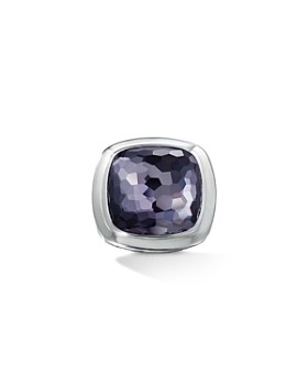 David Yurman - Albion Statement Ring in Black Orchid