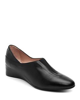 Taryn Rose - Women's Carmela Leather Flats