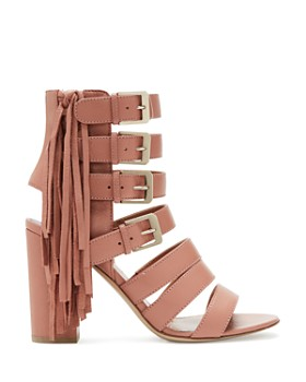 Laurence Dacade - Women's Sidney Tasseled Leather Strappy Sandals