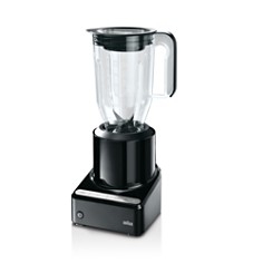 Braun - PureMix Countertop Blender & Smoothie2Go Cup