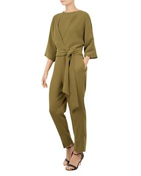 Ted Baker - Hemla Kimono-Sleeve Jumpsuit