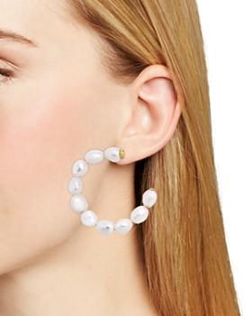BAUBLEBAR - Dafina Hoop Earrings