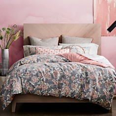Sky - Flora Bedding Collection