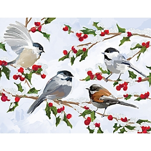 Design Design Birds on Tree Greeting Cards, Box of 20