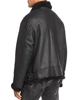 Maximilian Furs - Airheart Lamb Shearling Jacket