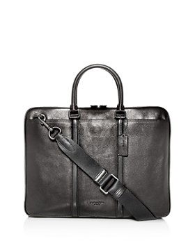 COACH - Metropolitan Leather Briefcase