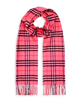 Burberry - Burberry The Classic Vintage Check Cashmere Scarf