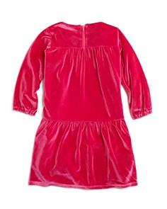 Mini Series - Girls' Velvet Bow Dress, Little Kid - 100% Exclusive
