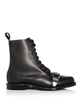 Dr. Martens - Women's Ulima Combat Boots