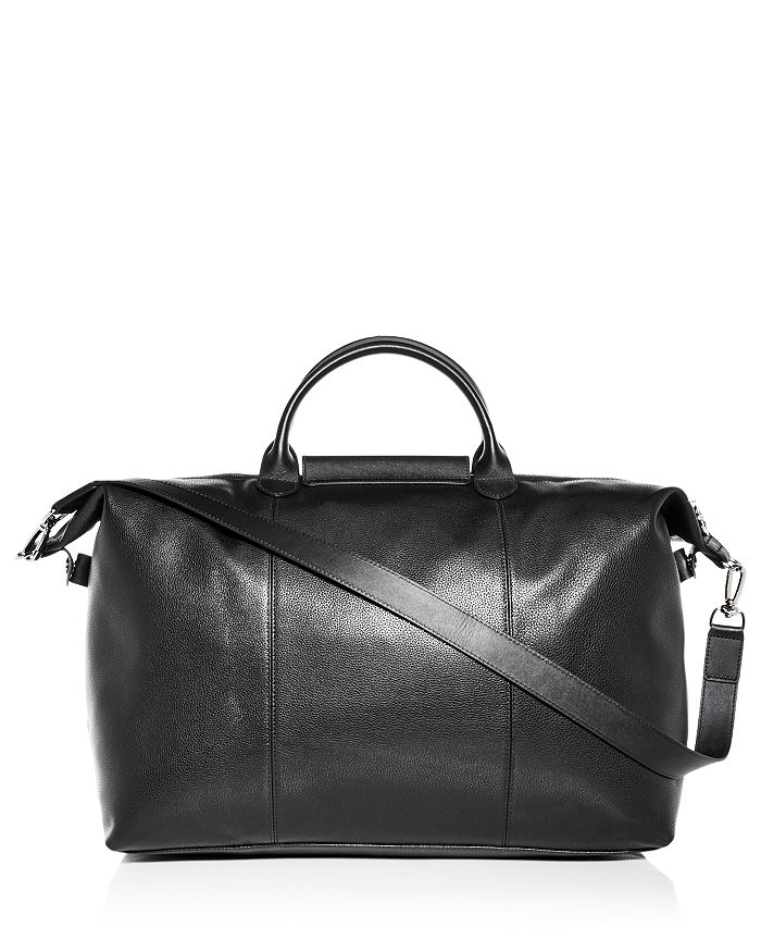 0a72f5138ecd Longchamp - Le Foulonn eacute  Leather Duufel Bag