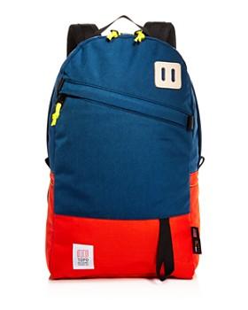 Topo - Exclusive Daypack Color-Block Cordura® Backpack ... 8423232f314ca
