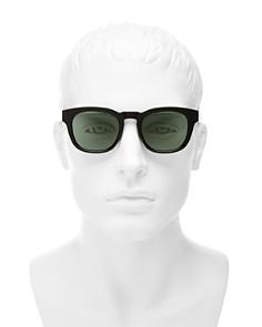 Le Specs - Men's Block Party Polarized Square Sunglasses, 47mm