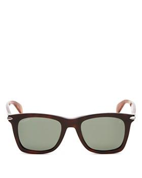 rag & bone - Men's Polarized Square Sunglasses, 60mm