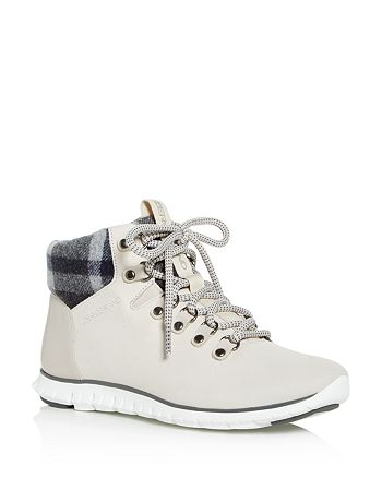 5968aa7c56792 Cole Haan Women's ZeroGrand Waterproof Hiking Boots | Bloomingdale's