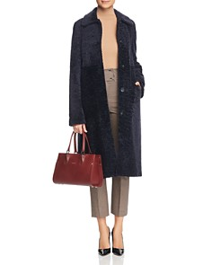 Maximilian Furs - Maximilian Furs x Michael Kors Lamb Shearling Long Coat - 100% Exclusive