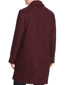 Marc New York Plus - Paige Bouclé Coat